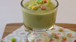 Avocado and Lucky Charms™ Shake