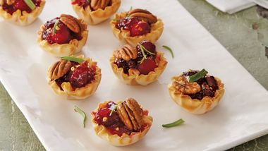 Cranberry-Cheese Bites