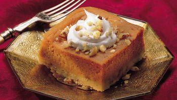 Luscious Lemon Pumpkin Dessert