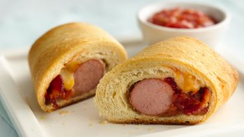 Bacon-Burrito Crescent Dogs