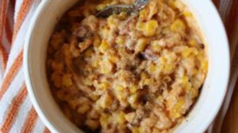 Cheesy Bacon-Corn Casserole