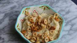 Helado de Plátano con Multi-Grain Cheerios™