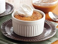Sticky Toffee Puddings recipe from Betty Crocker