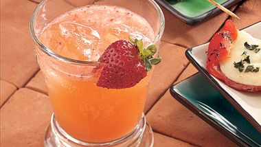 Strawberry Sangría