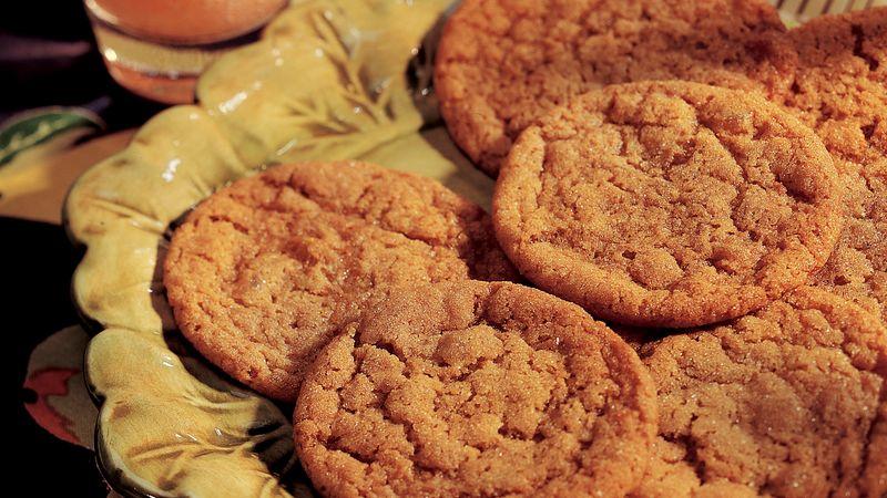 Triple-Ginger Cookies