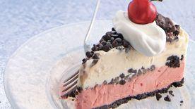 Malt Shoppe Memories Ice Cream Cookie Cake Recipe
