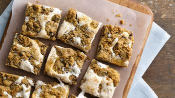 3-Ingredient Gooey S'mores Bars