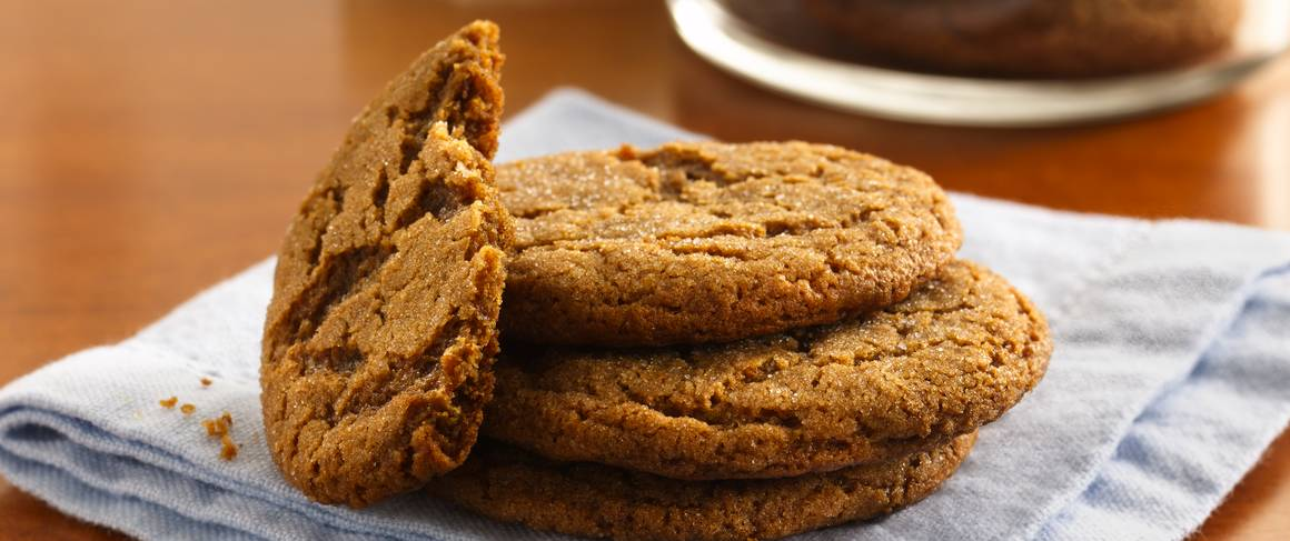 Molasses cut out cookies recipe