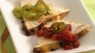 Grilled Cheese Quesadillas