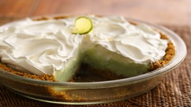 Frosted Key Lime Pie