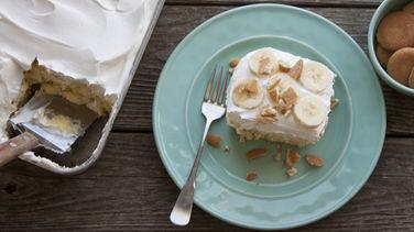 Banana Pudding Poke Cake Recipe Betty Crocker