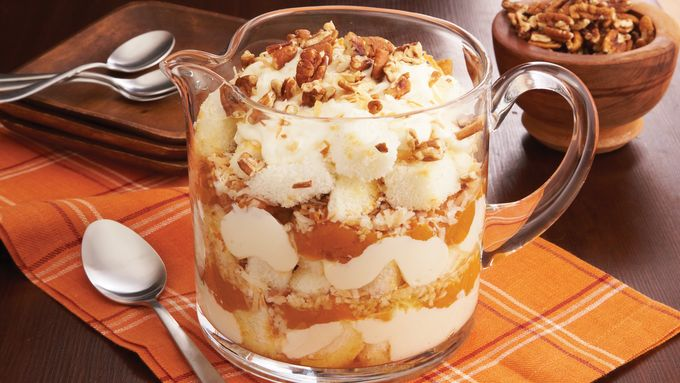 Sweet Potato Trifle Recipe From Tablespoon