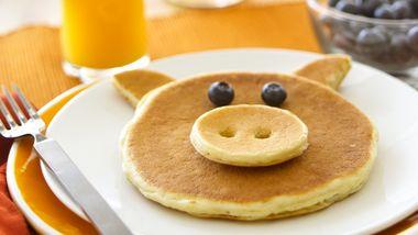 Piggy Pancakes