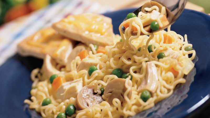 Chicken and Noodle Supper
