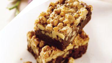 Walnut Lover's Brownies