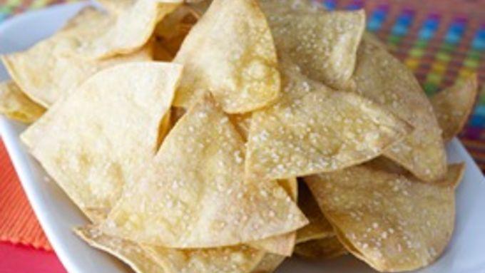 Skinny Tortilla Chips