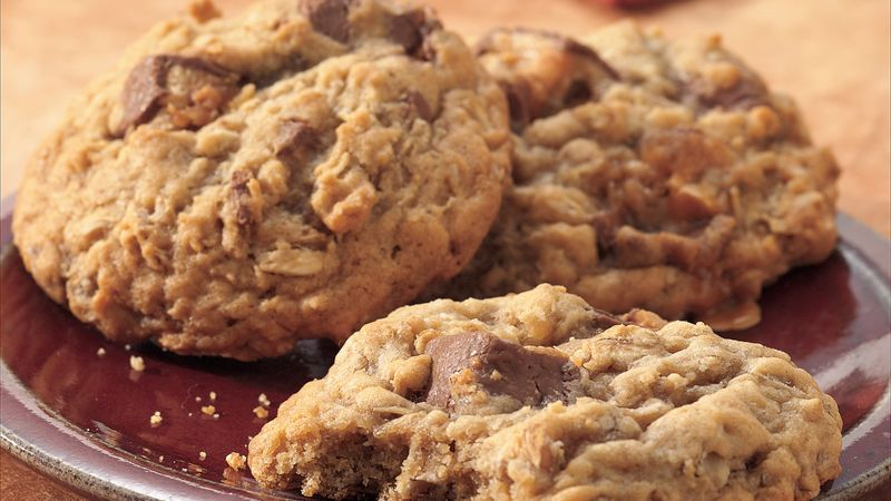 Snickers™-Oatmeal Cookies