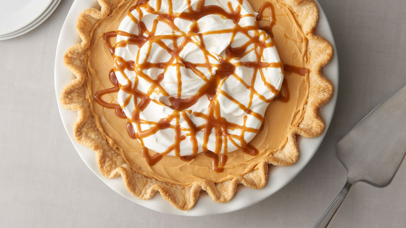 5-Ingredient Butterscotch Pie