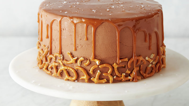 Butterscotch Pudding Layer Cake