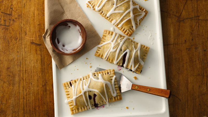 Blueberry-Mango Hand Pies