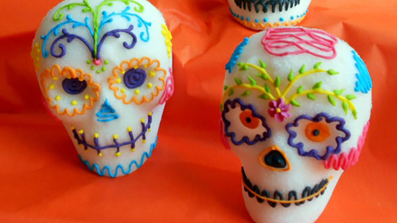 Calaveritas: Step by Step