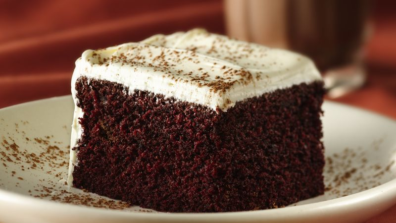 GlutenFree Red Velvet Cake Recipe BettyCrockercom