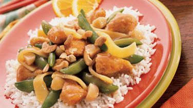 Asian Cashew Chicken