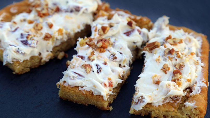 Panettone Cookie Bars