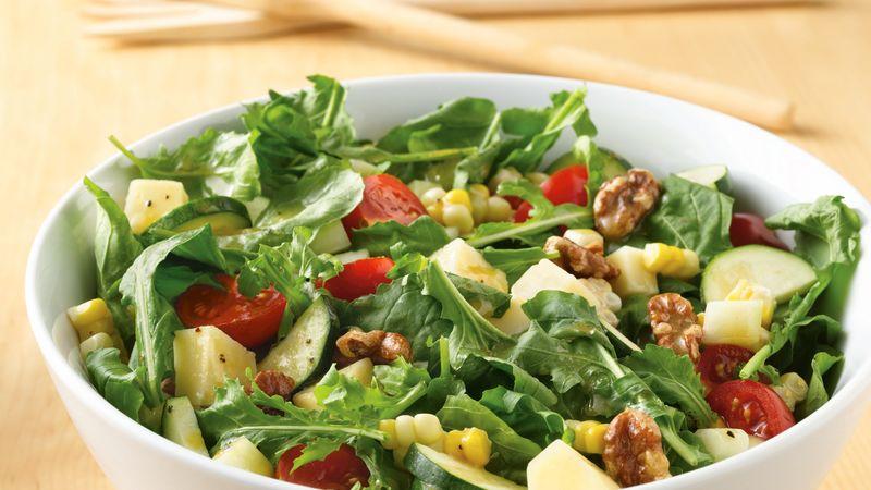 Garden Bounty Fontina Salad