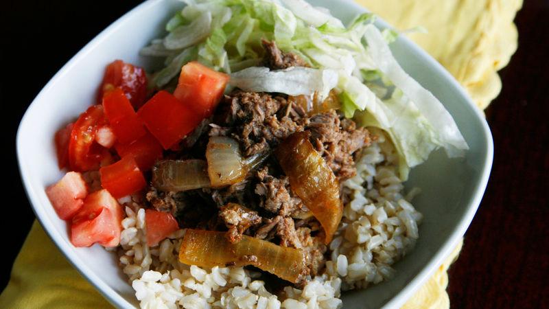 Slow-Cooker Carne Asada