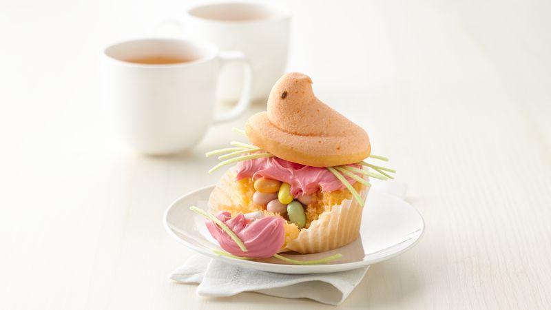 PEEPS® Spring Cupcakes