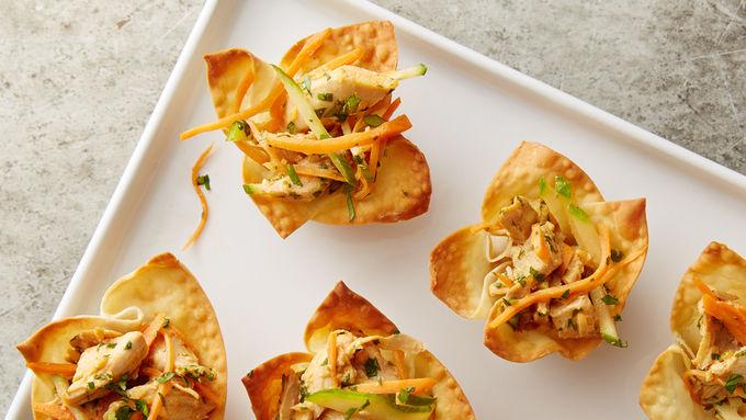 Best Mini Appetizers Tablespooncom