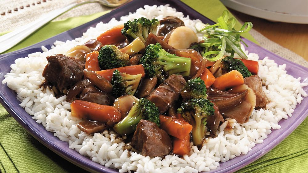 Pork and rice recipes slow cooker