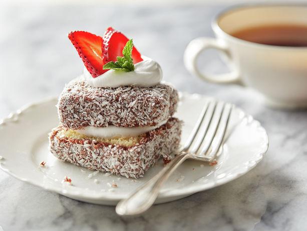 Australian Original Lamington Cakes