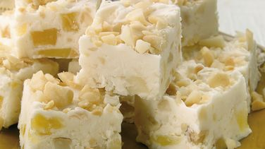 Piña Colada Fudge