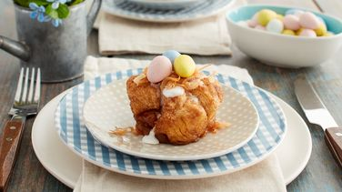 Cinnamon Sugar Easter Nests