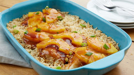 One-Dish Hawaiian Chicken Bake