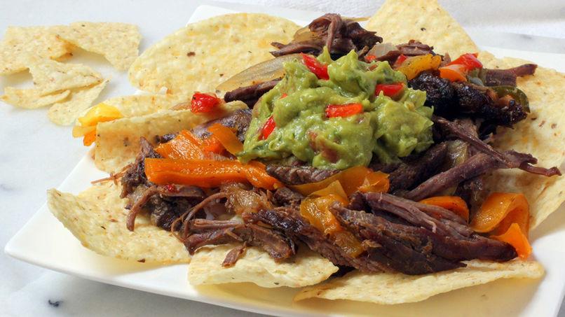 Slow Cooker Roast Beef | Que Rica Vida