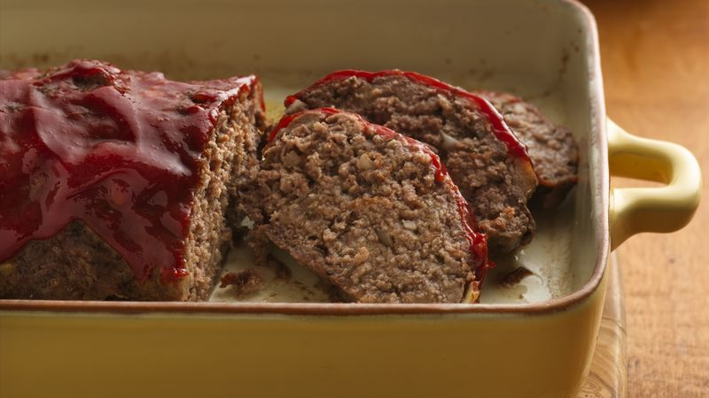 Betty S Best Meatloaf Recipes Bettycrocker Com