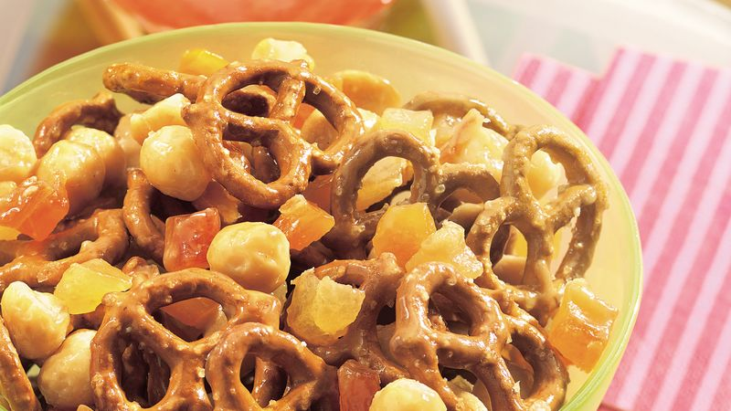 Tropical Honey Snack Mix