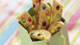 Quick Candy Cookie Sticks