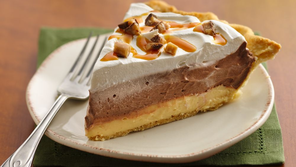 Mo-Carameluscious Pie