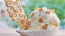 Honey Nut Cheerios™ Ice Cream