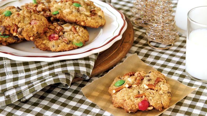 Kitchen Sink Christmas Cookies