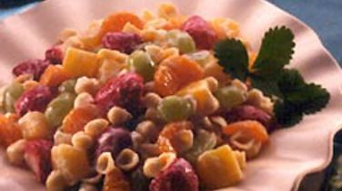 Fruit ´n Yogurt Pasta Salad