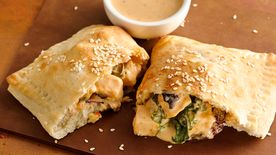 Chicken Chipotle Calzones