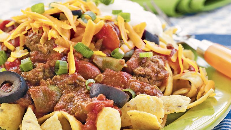 Slow-Cooker Game Day Chili