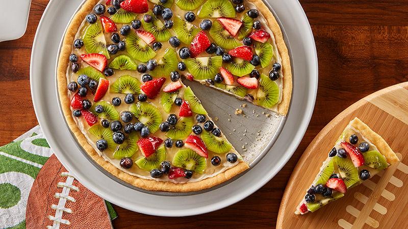 Fan-Favorite Fruit Pizza