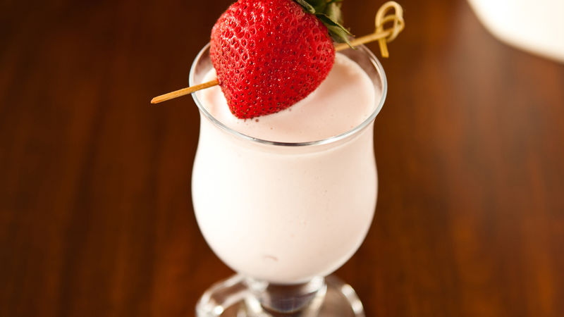 Strawberry Daiquiri Shake
