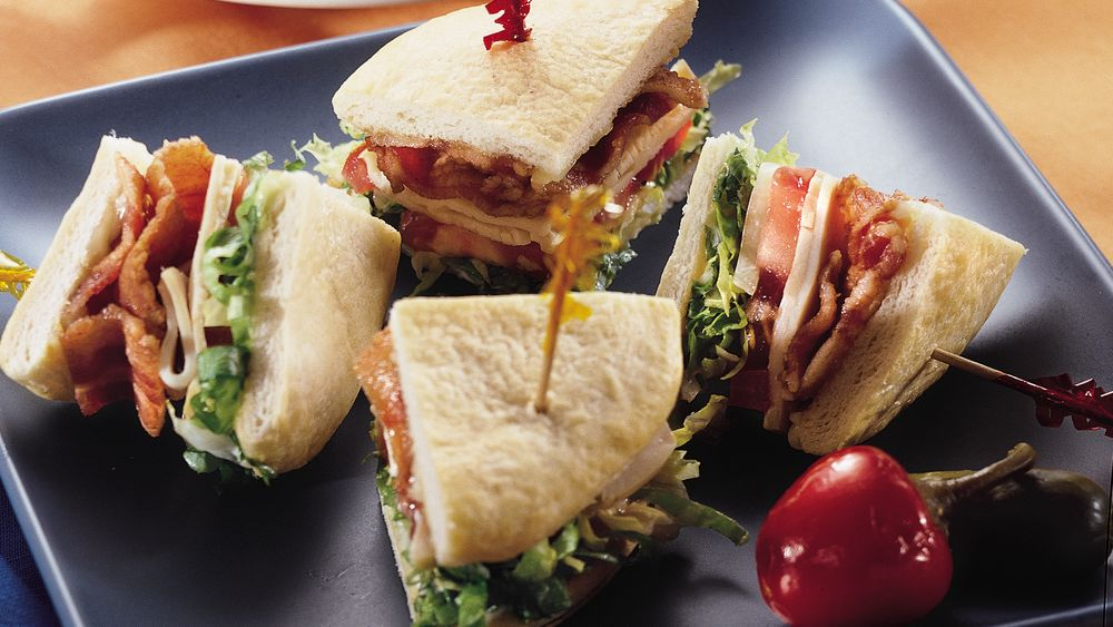 Grands!™ Chicken Breast Club Sandwiches